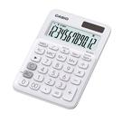 【奇奇文具】CASIO MS-20UC-WE 牛奶白 12位馬卡龍計算機