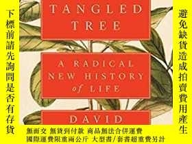 二手書博民逛書店The罕見Tangled Tree-糾結的樹Y436638 David Quammen Simon &