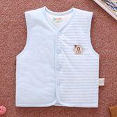 嬰兒馬甲加厚保暖寶寶坎肩秋裝背心棉男女兒童歲馬夾春秋Y-0706