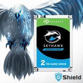 Shield神盾安控|全新附發票|Seagate監控鷹3.5吋2TB監控專用硬碟|ST2000VX008 |3年保固到府收送