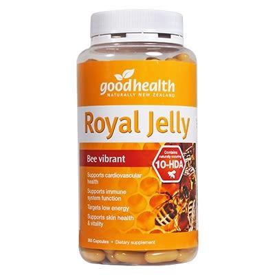 紐西蘭好健康蜂王漿 365顆(代購)