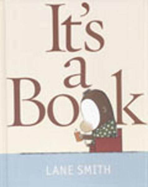 【麥克書店】IT'S A BOOK /英文繪本《主題:幽默》中譯: 這是一本書