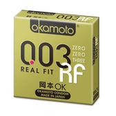 岡本OK003RF保險套3入【康是美】