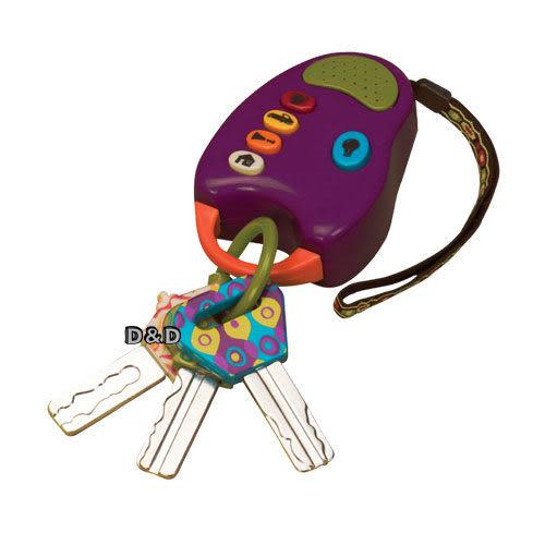 ▼限時72折↘▼《 B.toys 》寶寶隨身鑰匙╭★ JOYBUS玩具百貨
