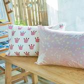枕套 / 枕頭套【尋找夢奇地-四款可選】美式信封枕套,100%精梳棉,奇妙童話時光,戀家小舖