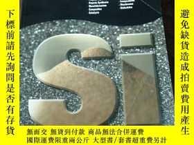 二手書博民逛書店Silicon罕見Compounds: Silanes & Si