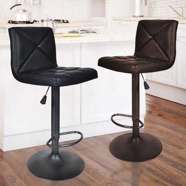 FDW【B07】免運現貨平日24H出貨*十字復古烤漆吧檯椅/高腳椅/吧台椅//設計師/工作椅/餐椅