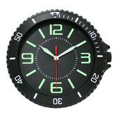 CL-150 手錶造型創意掛鐘 時鐘 鬧鐘 掛鐘 壁鐘 LCD電子鐘【迪特軍】