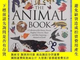 二手書博民逛書店The罕見Animal Book a collection of