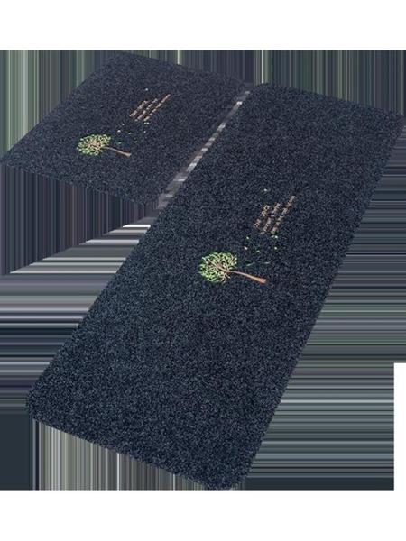 廚房地墊吸水防油地毯腳墊門墊進門防滑門口蹭腳墊子 黛尼時尚精品