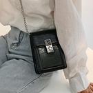 迷你小包包新款潮網紅手機包時尚小眾側背包女百搭ins斜挎包 韓美e站