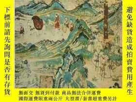 二手書博民逛書店【包罕見】La peinture de paysage chin