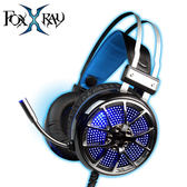 FOXXRAY 狐鐳 FXR-SAU-07 貪婪響狐電競耳機麥克風【現省$100】