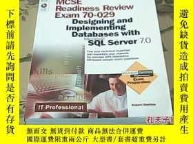 二手書博民逛書店MCSE罕見readiness review, exam 70-