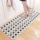 廚房地墊進門腳墊門墊浴室防滑墊臥室床邊長條地墊地毯【韓衣舍】
