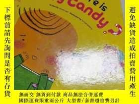 二手書博民逛書店where罕見is my candy?Y290224 paran publishing 出版2008