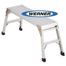 美國Werner穩耐安全鋁梯 AP-20 鋁合金工作平台 洗車台 /台 (出貨後即無法退換貨)