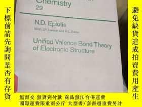 二手書博民逛書店Lecture罕見Notes in Chemistry29-Un