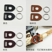 BEAGLE (老相機用 背帶扣環) 附真皮墊 背帶環 PEN Leica Yashica Rollei 三角環-台灣製