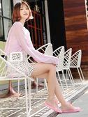 果凍透明可愛成人短筒雨鞋女防水鞋防滑膠鞋套鞋水靴韓國時尚雨靴 『快速出貨』