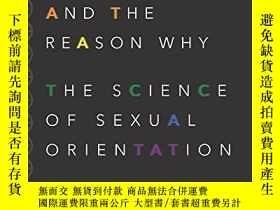 二手書博民逛書店Gay,罕見Straight, And The Reason WhyY256260 Simon Levay O
