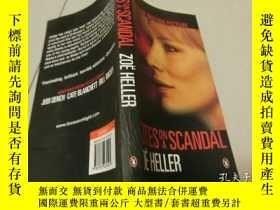 二手書博民逛書店外文書【Zoë罕見Heller:Notes on a Scand