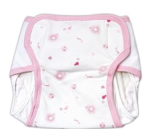 培寶嬰兒尿布褲-M(藍.粉) ( 德芳保健藥妝】顏色隨機出貨