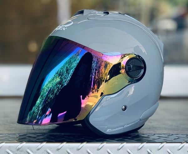 ONZA安全帽,MAX-R1,專用電鍍鏡片