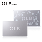 LB 無瑕柔肌粉餅空盒
