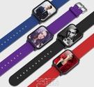彩屏智慧手環測血壓心率運動手錶男女多功能防水藍芽蘋果記計步器