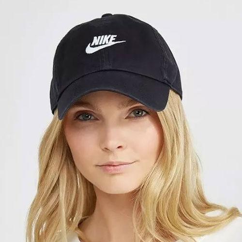 現貨 Nike FUTURA WASHED CAP 老帽 休閒 黑 913011-010