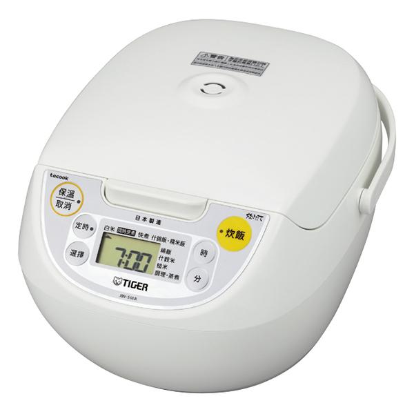 ★TIGER虎牌★10人份微電腦炊飯電子鍋 JBV-S18R