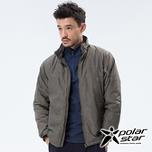 PolarStar 中性 鋪棉保暖外套『深墨綠』 P18215 戶外 休閒 登山 露營 保暖 禦寒 防風 鋪棉