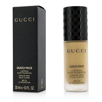 SW Gucci-23 透亮無瑕粉底液 Lustrous Glow Foundation SPF 25 - #060 (Medium)