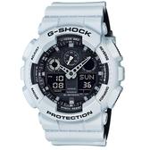 CASIO/G-SHOCK/酷炫自我風格運動腕錶/GA-100L-7A