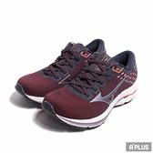 MIZUNO 女 慢跑鞋 WAVE INSPIRE 17 WAVEKNIT WIDE 寬楦 支撐-J1GD212958