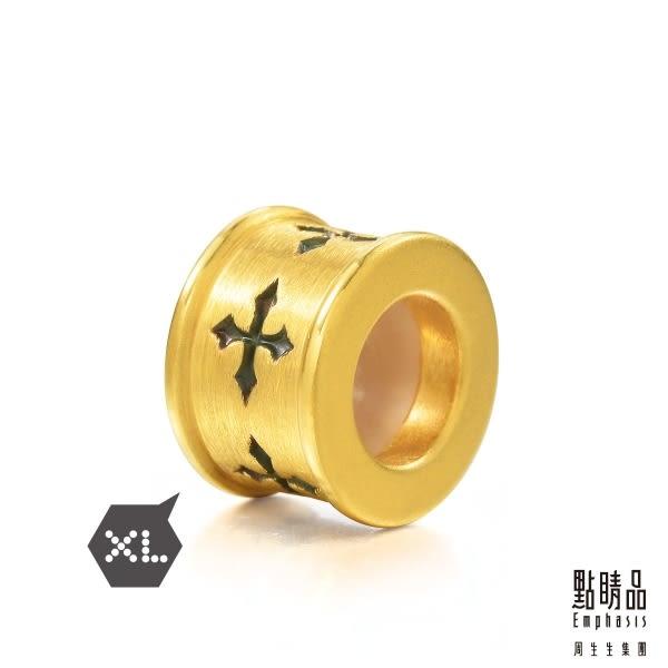 點睛品 Charme系列Tattoo信念 黃金串飾