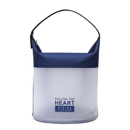 防水袋 遊泳包健身防水洗漱包女沙灘包防水袋男收納袋透明兒童手提大容量