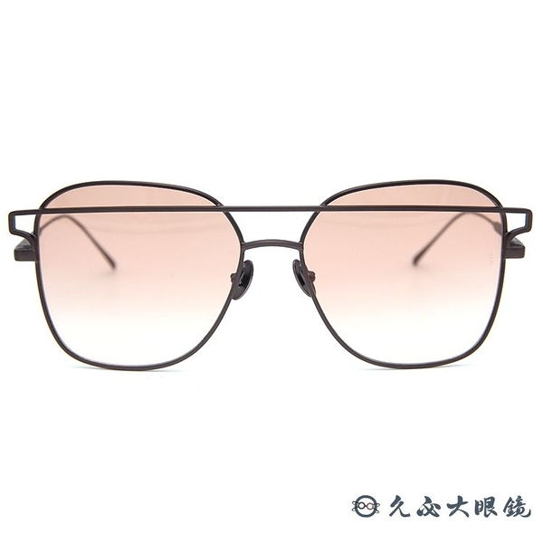 SUNDAY SOMEWHERE 太陽眼鏡 Jesse (霧咖啡) 個性 墨鏡 久必大眼鏡