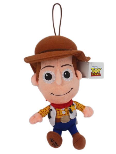 【卡漫城】 Woody 絨毛娃娃 約 22cm ㊣版 玩具總動員 Toy Story 胡迪 伍迪 玩偶