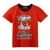 『小鱷魚童裝』跑車印花T恤(01號~08號)533442