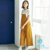 ❖ Summer ❖ 平口細肩吊帶連身褲 - earth music&ecology