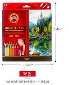鉛筆 捷克進口 酷喜樂 72色 水彩鉛筆 水溶彩鉛 水溶性彩色鉛筆 紙盒裝
