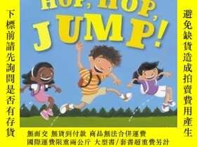 二手書博民逛書店Hop,罕見Hop, Jump!Y362136 Photo Credit: Lau... Margaret K