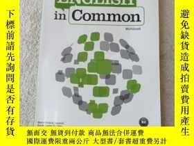 二手書博民逛書店English罕見in Common 5 WorkbookY21