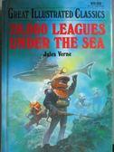 【書寶二手書T2/原文小說_MOZ】20000 Leagues under the Sea_Jules Verns