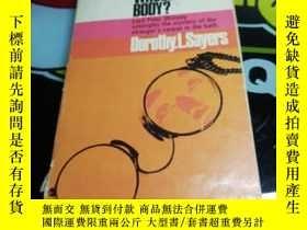 二手書博民逛書店Whose罕見Body?Y274938 Dorothy Leig