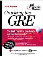 二手書博民逛書店《Cracking the GRE with Sample Tests on CD-ROM, 2004 Edition》 R2Y ISBN:0375763228