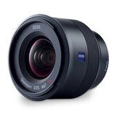 6期零利率  Zeiss 蔡司 Batis 2/25 25mm F2   For E-mount 公司貨