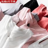 夏純棉短袖t恤女士2020新款韓版竹節棉寬鬆超火cec女裝大碼上衣潮『櫻花小屋』
